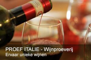 Proef-Italie-wijnproeverij