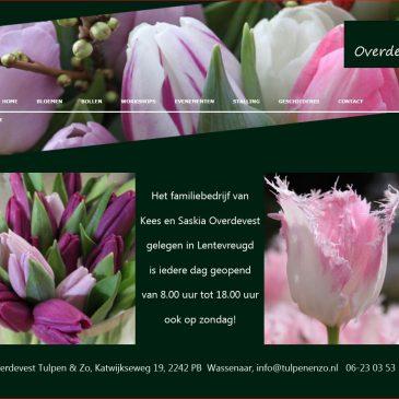 Kees en Saskia Overdevest sponsoren onze Haegsche Koningsloop.