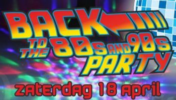 Back to the 80's & 90's Party